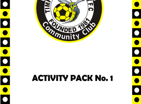 Timperley Villa activity pack
