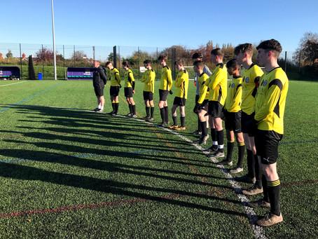 Timperley Villa Match updates 25th & 26th January 2020