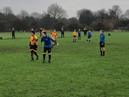 Timperley Villa Match updates 5th & 6th December