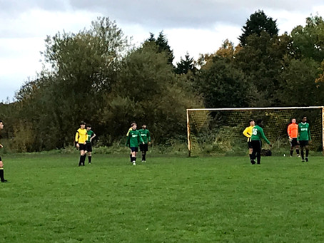 Timperley Villa match updates 19th & 20th October
