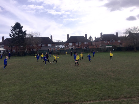 Timperley Villa FC Match reports 7th & 8th March