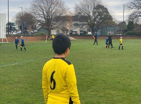 Timperley Villa match updates 16th & 17th November 2019
