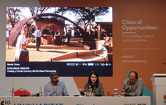 Yale CEA presents at the World Urban Forum