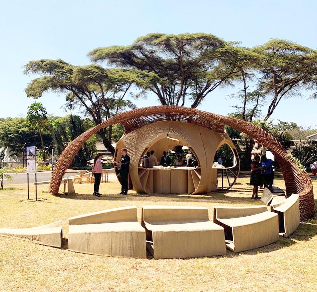 Ecological Pavilion