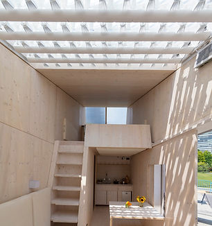 Super-Sustainable Dwelling goes on view at UN HQ