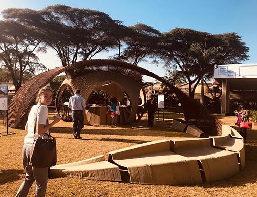 Nairobi Ecological Pavilion