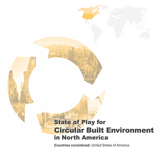 Circularity in the built environment mapped globally for the first time