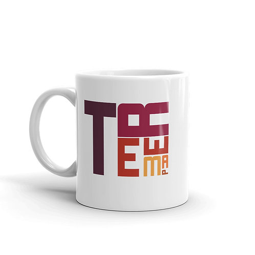 Dataviztypography - Treemap - Mug