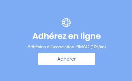 Adhésion à PIMAO en ligne