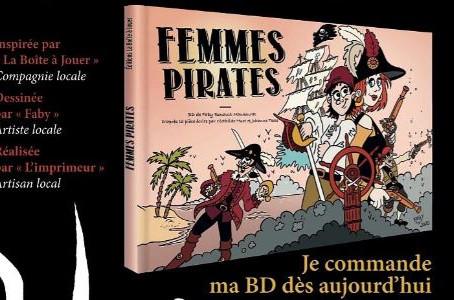"BD ""FEMMES PIRATES"""