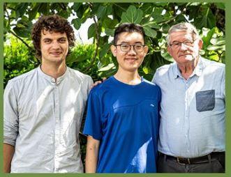 Un jeune étudiant chinois en Service Civique à l'association Pimao