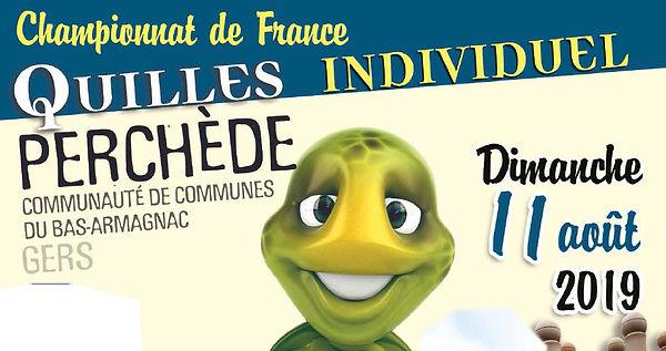 PIMAO Championnat de France de Quilles a