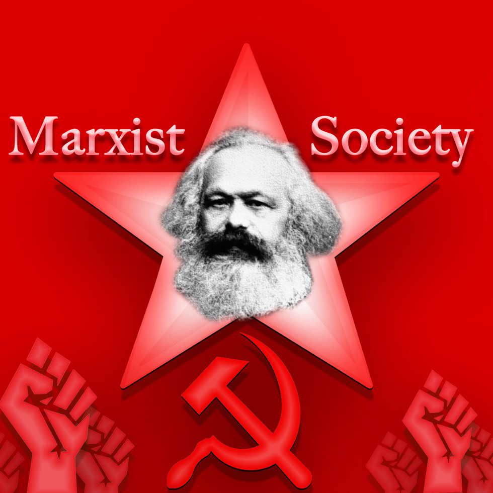 Marxist Poster for Society