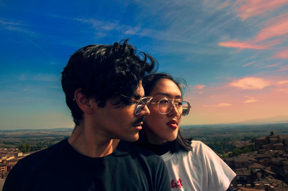 Alejandro and Amanda