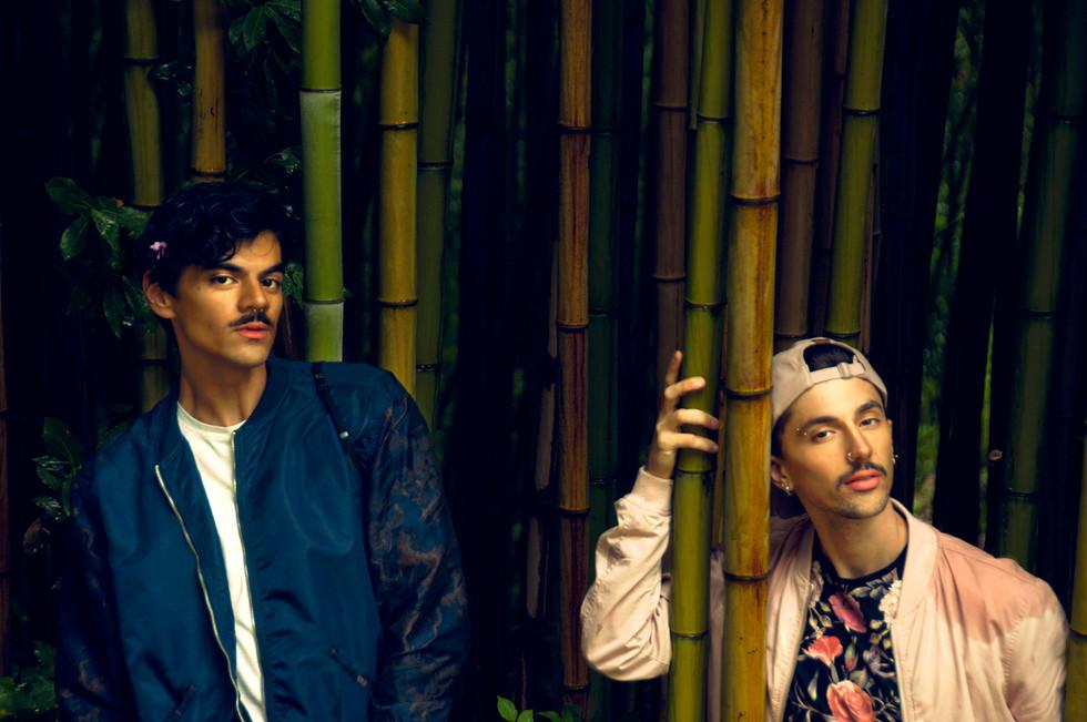 Alejandro and Daniel