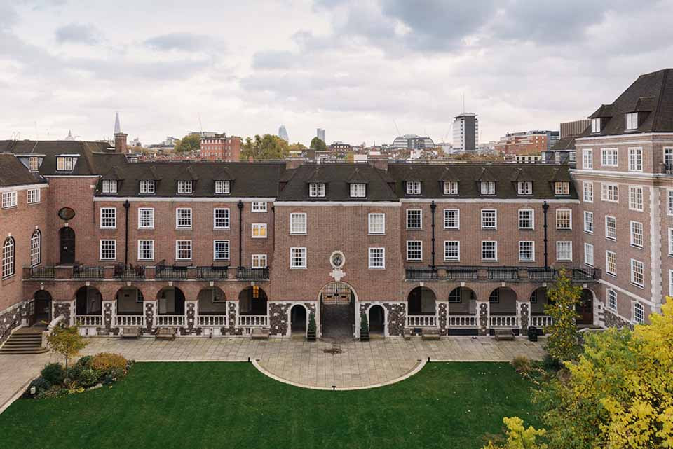 2021, Speaker for a Port Talk at Goodenough College, London, UK.
