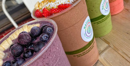 Enjoy Healthy Food Truck Catering With Naturewell Juice Bar