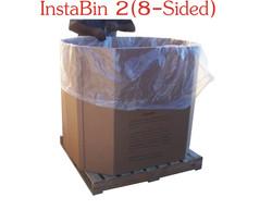 8 sided bulk bin