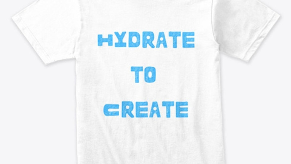 Hydrate To Create Short Sleeve