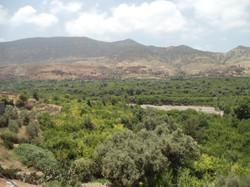 Marrakesch Umgebung, DAR Brika - Tal