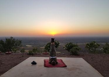 Yoga in Hotel Maison d'hôte, Tnine Ourika, Marrakesch