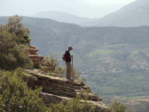 Trekking with Hotel Dar DB Marrakesh