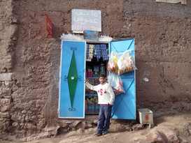 Shopping in Marrakesh