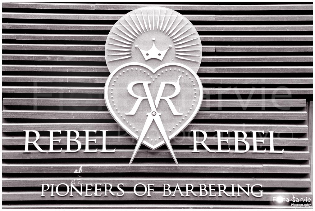 Rebel Rebel Barber