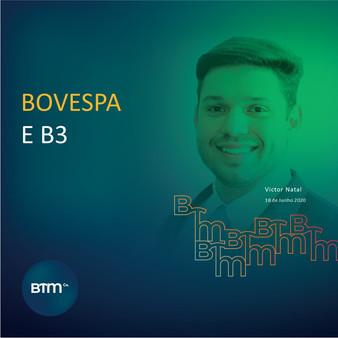 BOVESPA E B3