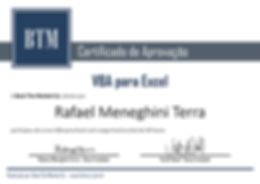 BTM_RafaelMeneghiniTerra_CertificadoVBA.