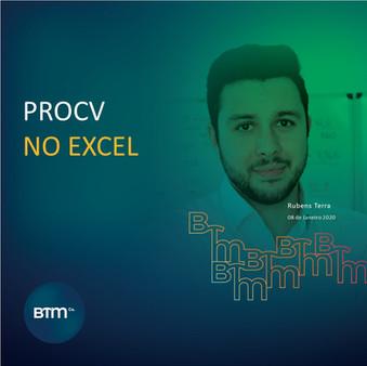 Aprenda PROCV no Excel