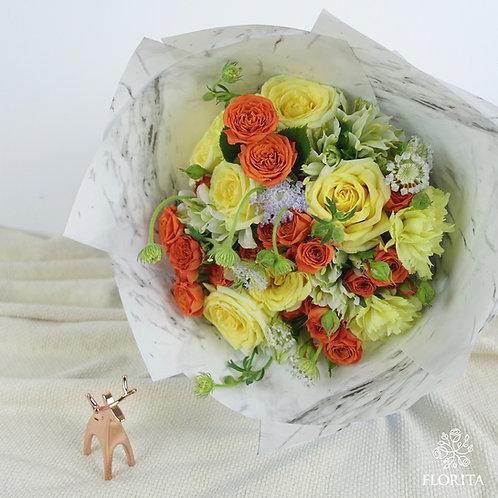 A Sunny Bouquet