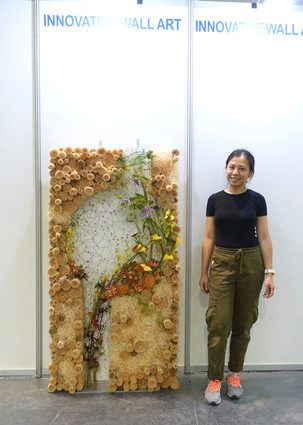 Gold Prize of Innovative Wall Art