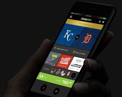 GameDay Mobile App