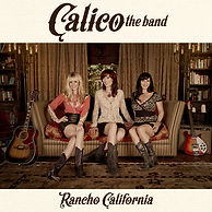 Rancho California iTunes Album Cover - C