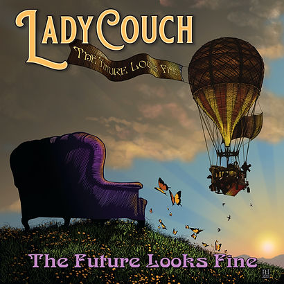 LadyCouch The Future Looks Fine Album Cover.jpg