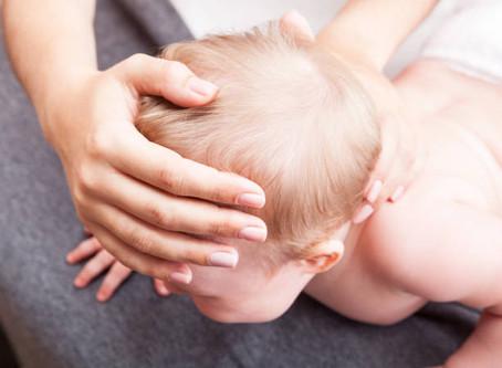 Difficultés de sommeil, pleurs, nervosité : quand la kinésiologie aide les bébés