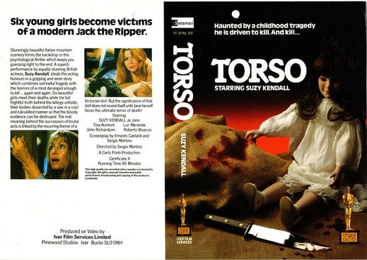 Torso DVD