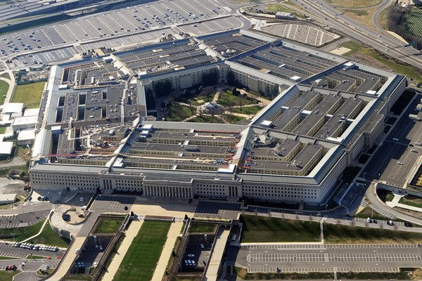 The Pentagon, Virginia