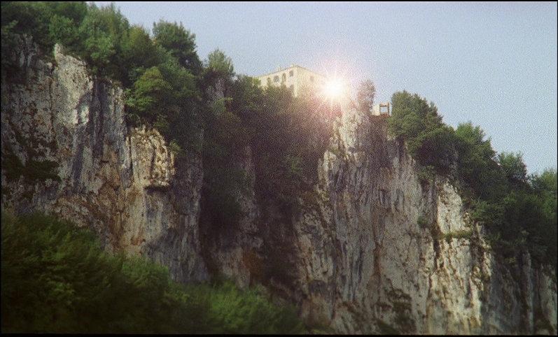 Scene from Torso, the Villa