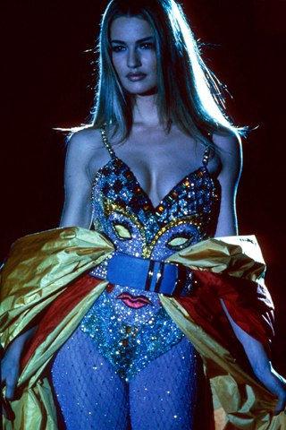 Karen Mulder, Victoria's Secret