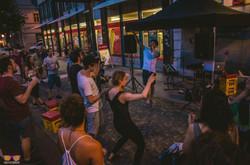 Live at Fête de la musique