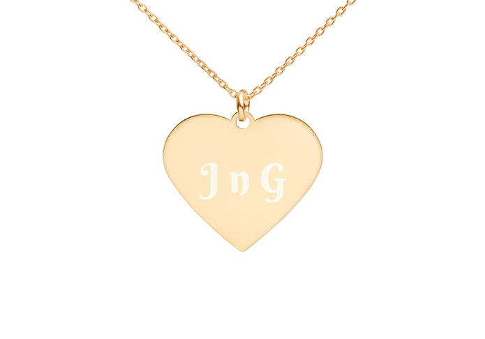 engraved-silver-heart-chain-necklace-24k