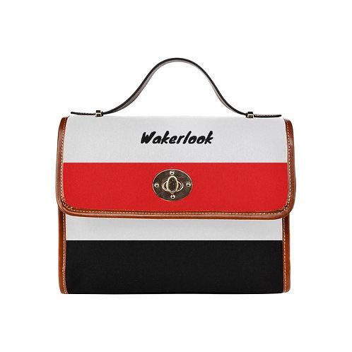 Waterproof Canvas Wakerlook Bag