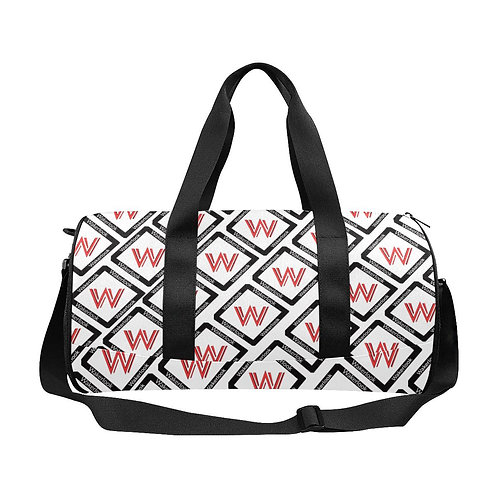 Wakerlook Travel Duffel White Bags
