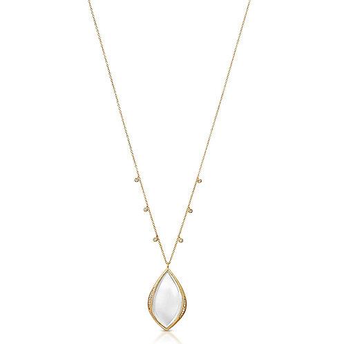 Soleil Gold - PRE-SALE- Magnifier Pendant Necklace