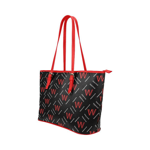 Wakerlook Leather Tote Bag