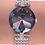 Thumbnail: Facet Strass Swiss Ladies Watch J5.703.M
