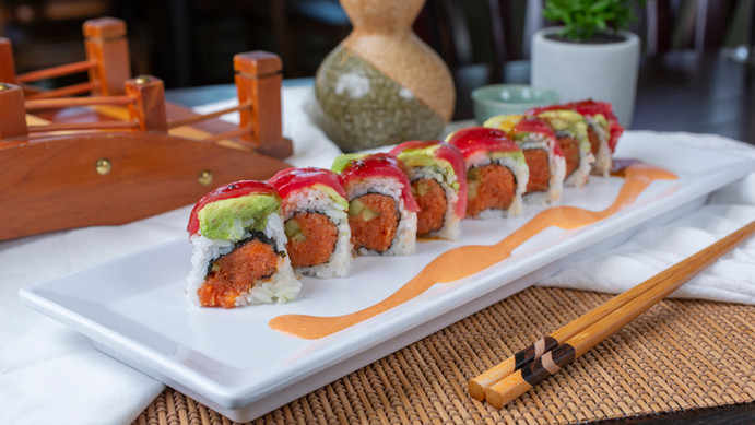 Sushi 21 - Red Dragon Roll.jpg