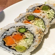 Vegetable Tempura Roll